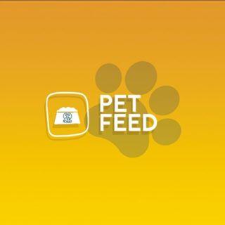 Logo de Pet's feed 🐶alimento mascotas🐱