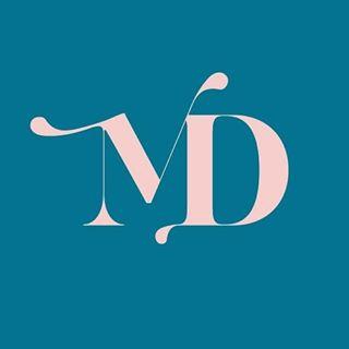Logo de Mαnuel Dı́αz del Cαstıllo