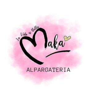 Logo de MAKA alpargatas y tenis 🌈