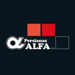 Logo de Persianas Alfa