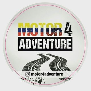 Logo de MOTOR 4 ADVENTURE