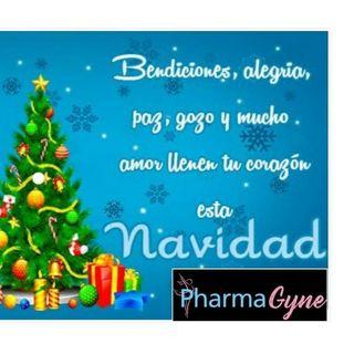 Logo de Pharmagyne De Colombia