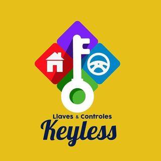 Logo de LLAVES Y CONTROLES KEYLESS