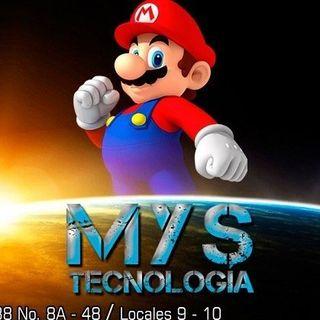 Logo de MYS Tecnologia