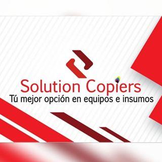 Logo de Solutioncopiers 🖨️