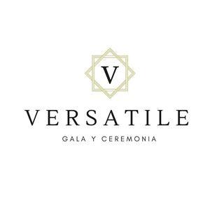 Logo de Alquiler De Vestidos VERSATILE