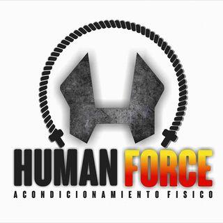 Logo de Gimnasio Human Force