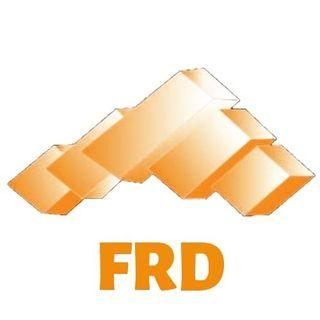 Logo de FRD Construimos