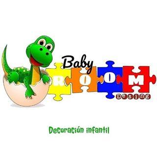 Logo de baby room decoración infantil